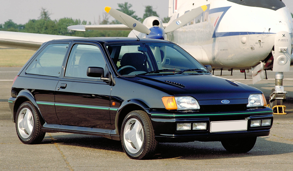history of the ford fiesta mk3. Black Bedroom Furniture Sets. Home Design Ideas