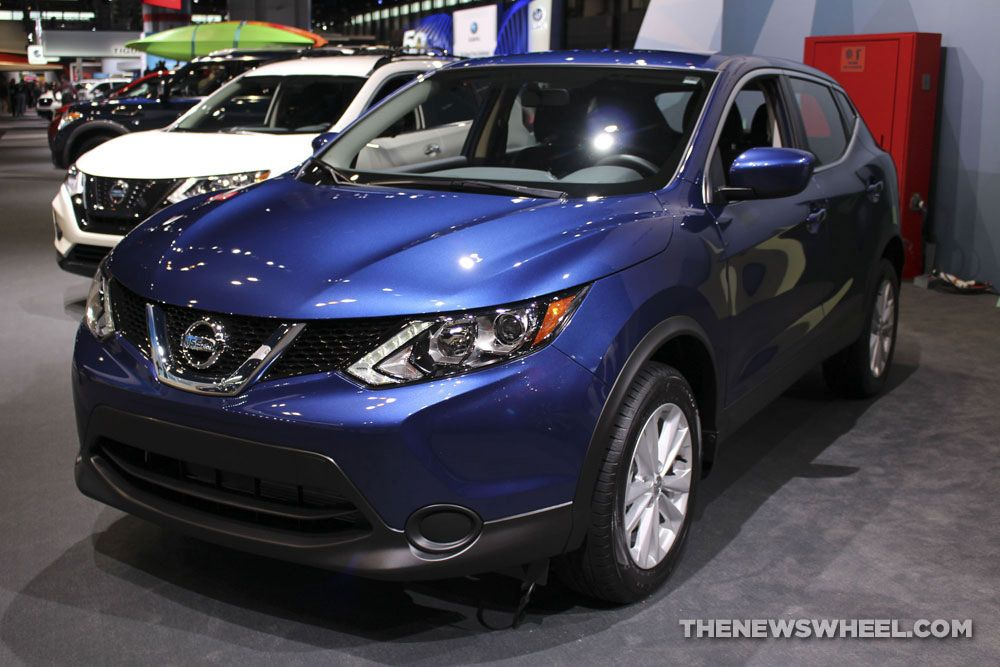 2018 Nissan Rogue Sport in Griffin, GA