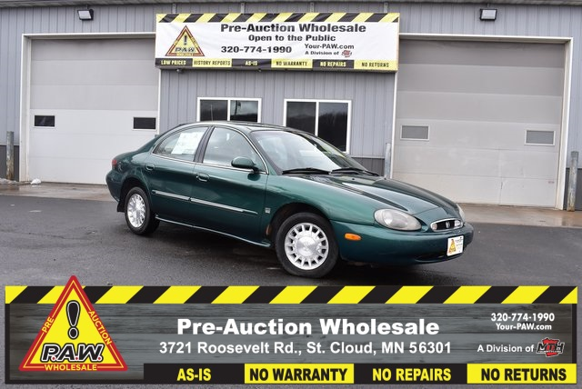 1999 Mercury Sable 4dr Sdn LS