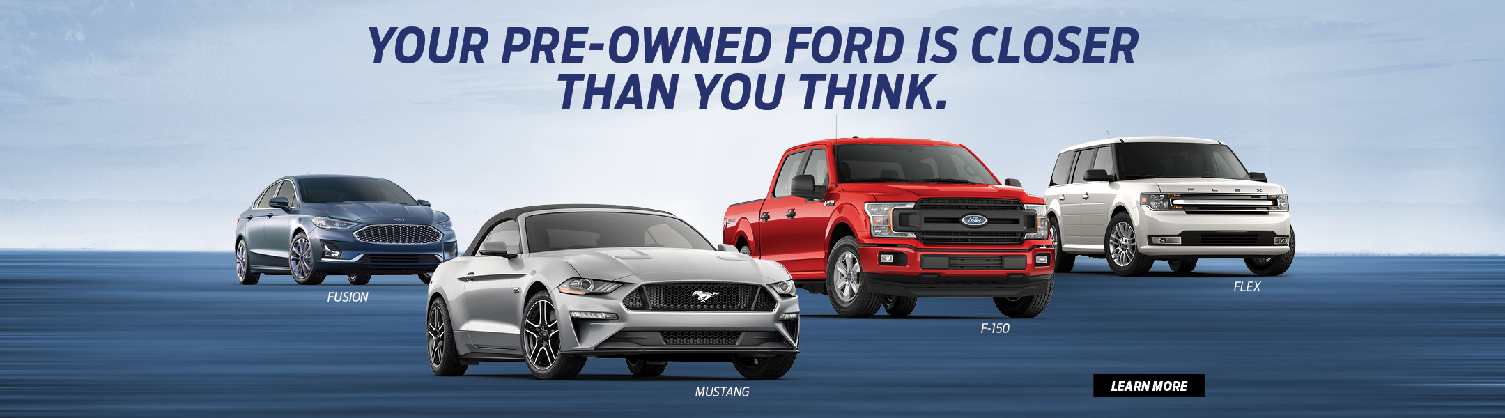 Shop Pre-Owned Ford Inventory