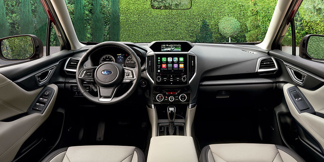 2019 Subaru Forester Interior | Newport News, VA