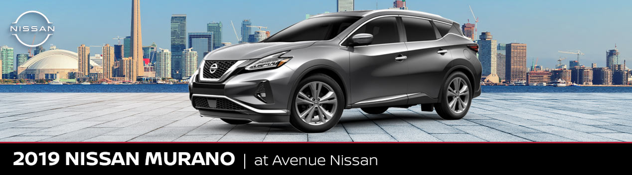 Avenue Nissan | 2019 Nissan Murano | Toronto, ON