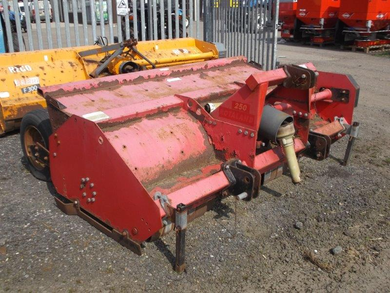 2000 USED MOWER . FLAIL MOWER