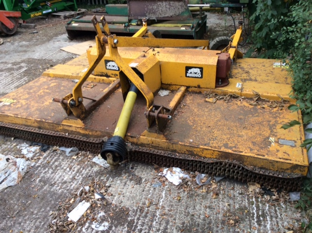 2002 USED MOWER MCCONNEL PASTURE TOPPER