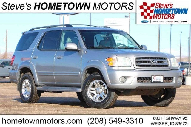 2004 Toyota Sequoia 4dr Limited 4WD
