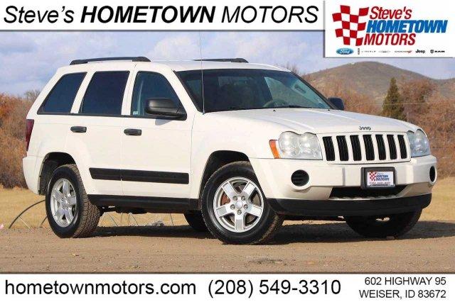 2005 Jeep Grand Cherokee 4dr Laredo 4WD Four-wheel Drive