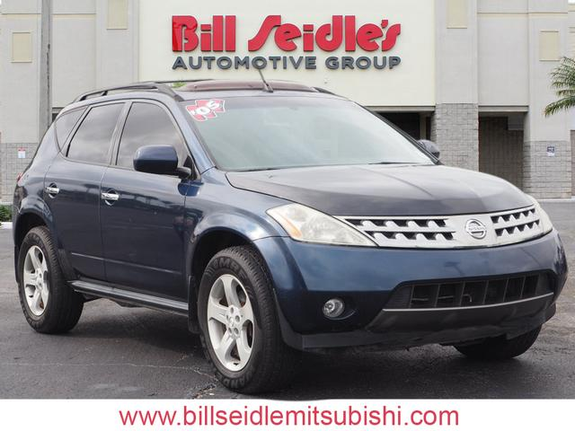 2005 Nissan Murano 4dr S FWD V6