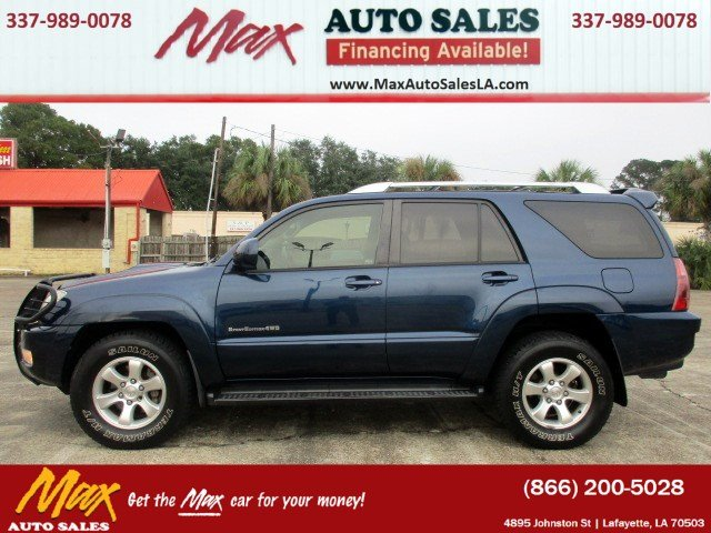 Used 2005 Toyota 4runner Sr5 For Sale