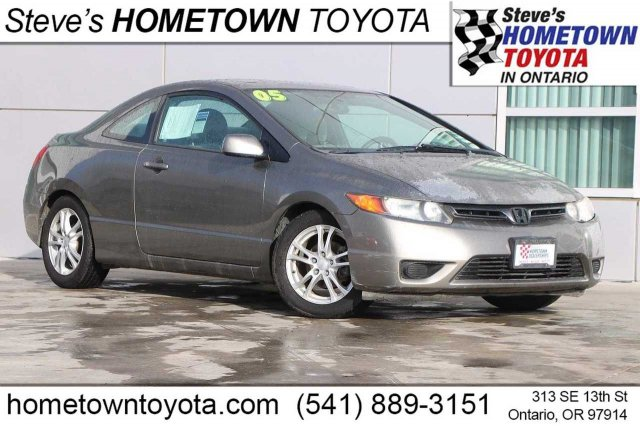 2006 Honda Civic Coupe EX