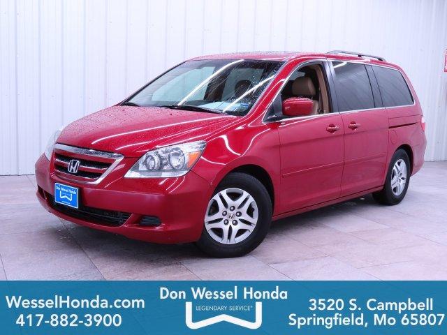 2006 Honda Odyssey 5dr Ex L At