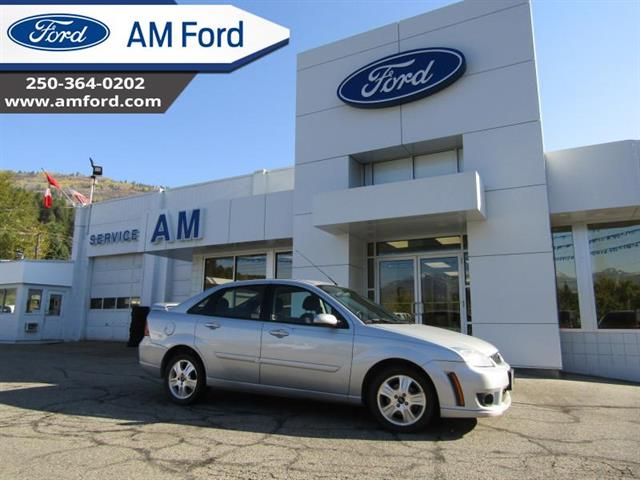 2007 Ford Focus 4dr Sdn ST