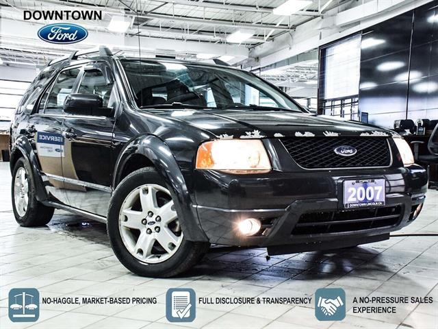 2007 Ford Freestyle 4dr Wgn Limited AWD