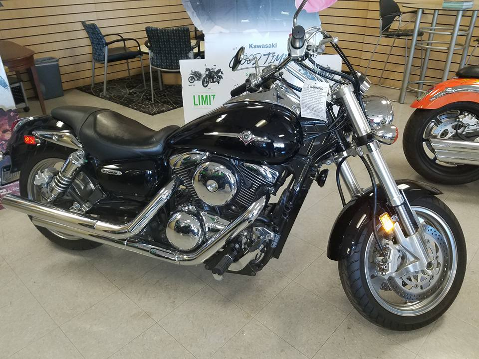2007 KAWASAKI VN1600 MEANSTREAK