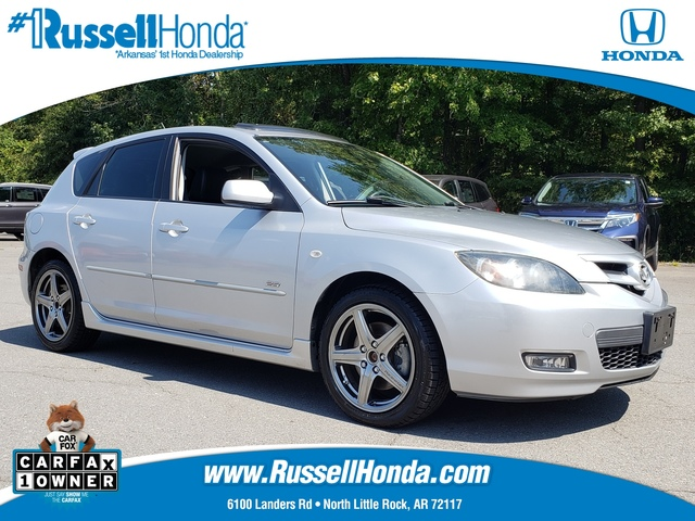 2007 Mazda Mazda3 5dr HB Manual s Touring