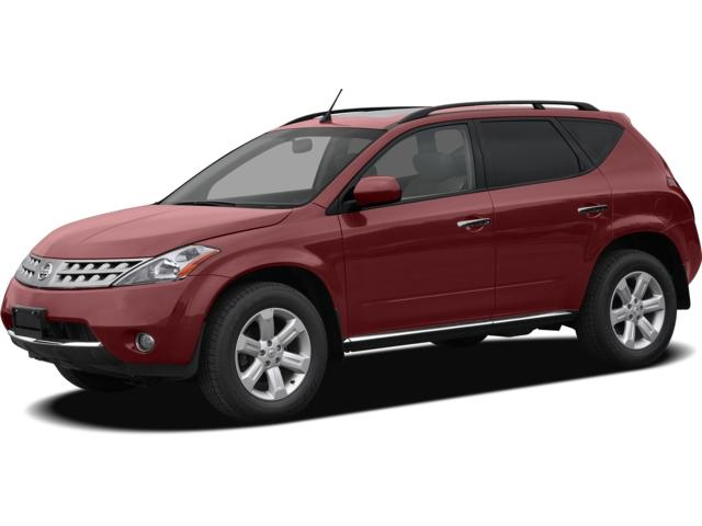2007 Nissan Murano 2WD 4dr SL