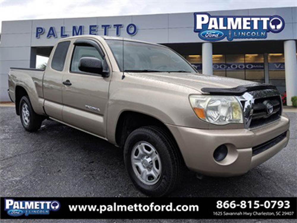 2007 Toyota Tacoma 2WD Access I4 AT