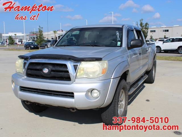 2007 Toyota Tacoma 2WD Double 141 V6 AT PreRunner