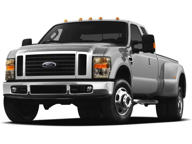 "2008 Ford Super Duty F-350 DRW 4WD SuperCab 158"" XL"