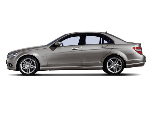 2008 Mercedes-Benz C300 4dr Sdn 3.0L Luxury RWD