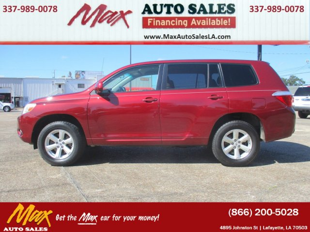 2008 Toyota Highlander FWD 4dr Base