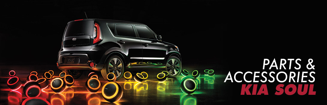 Kia Soul Accessories | Jack Miller Kia | North Kansas City, MO