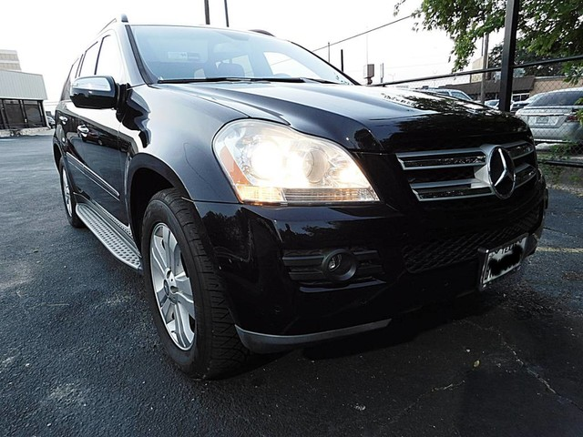 2009 Mercedes-Benz GL450 4MATIC 4dr 4.6L