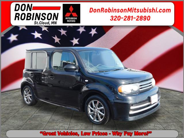 Pre Owned 2009 Nissan Cube 1 8 Krom Don Robinson Mitsubishi St