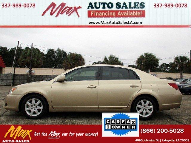Toyota Lafayette La >> Used 2009 Toyota Avalon Xl For Sale In Lafayette La