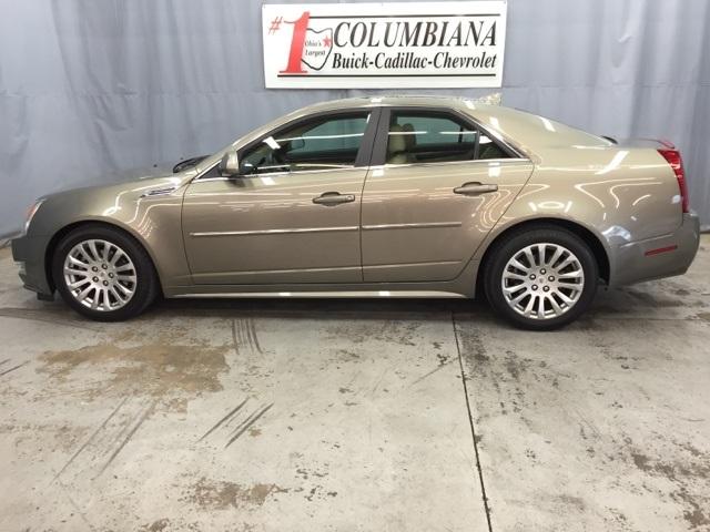 UsedCars  2010 Cadillac CTS Sedan Performance  Flynn Auto Group