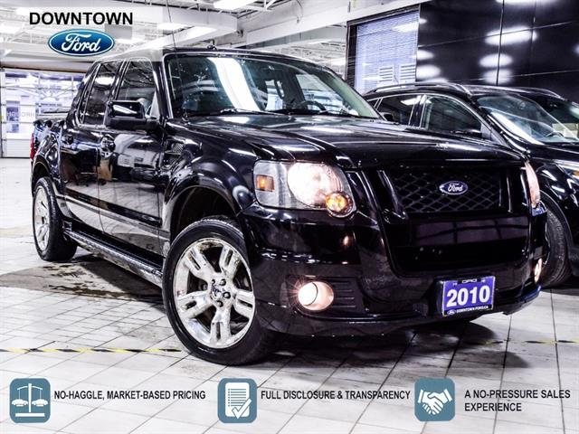 2010 Ford Explorer Sport Trac AWD 4dr V8 Adrenalin