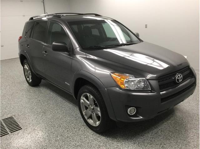 2010 Toyota RAV4 4WD 4dr 4-cyl 4-Spd AT Sport