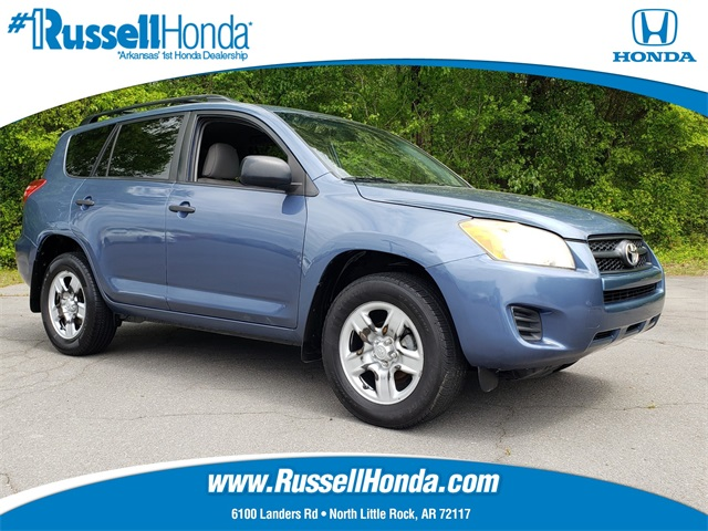 2010 Toyota RAV4 FWD 4dr 4-cyl 4-Spd AT