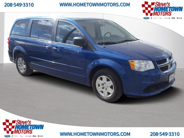 2011 Dodge Grand Caravan 4dr Wgn Express