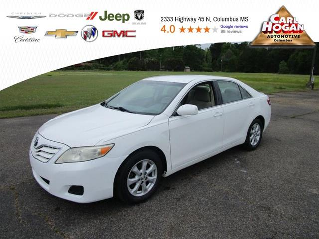 2011 Toyota Camry 4dr Sdn I4 Auto