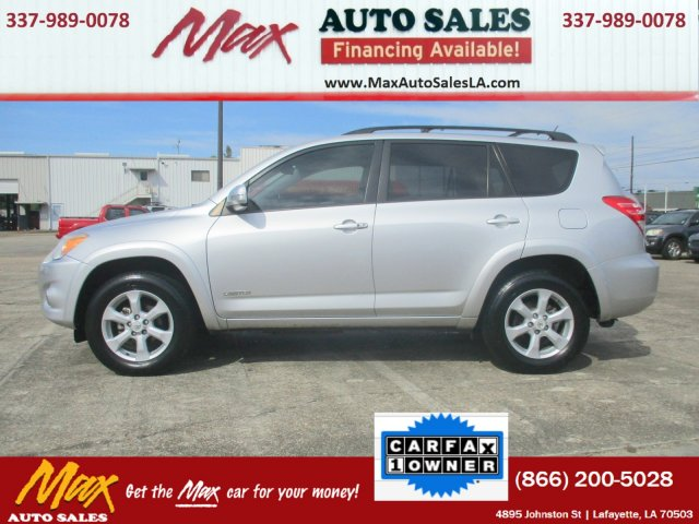 2011 Toyota RAV4 FWD 4dr 4-cyl 4-Spd AT Ltd