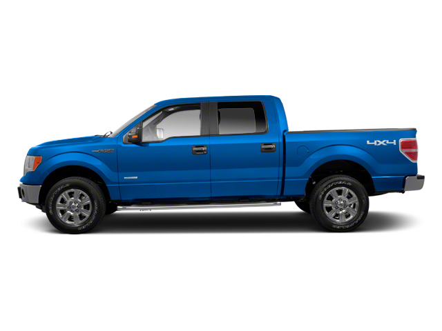 "2012 Ford F-150 4WD SuperCrew 157"" Lariat"