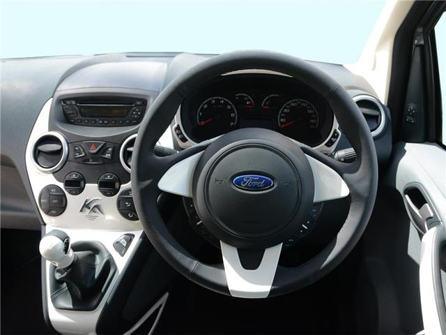 Ford Ka Hatchback   Grand Prix Ii Dr Start Stop