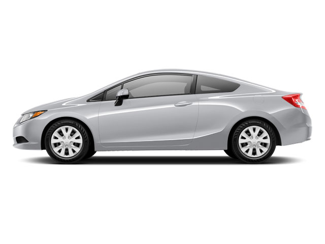 2012 Honda Civic Coupe 2dr Auto LX