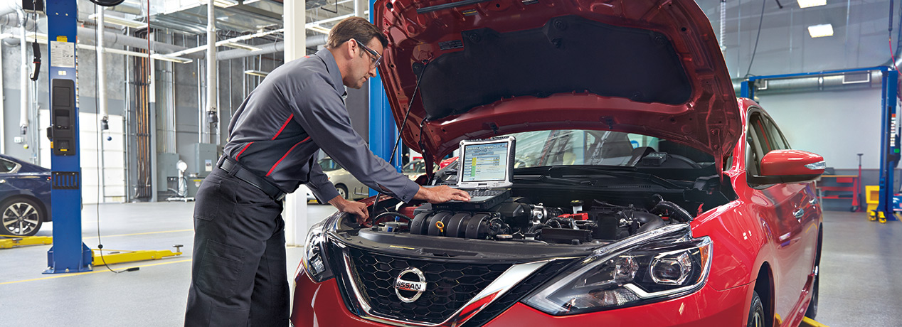 Routine Maintenance Schedule | Nissan of Lake Charles | Lake Charles, LA