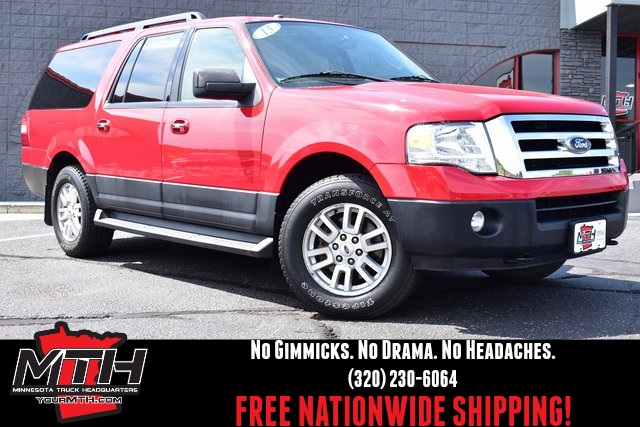 2013 Ford Expedition EL 4WD 4dr XL