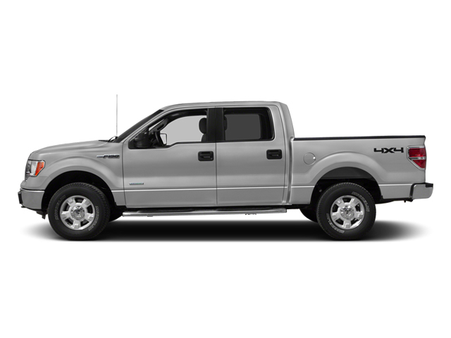 "2013 Ford F-150 4WD SuperCrew 157"" Lariat"