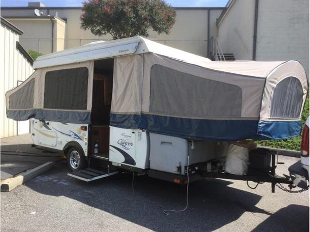 2013 Forest River COACHMEN POP-UP CAMPER 1285SST