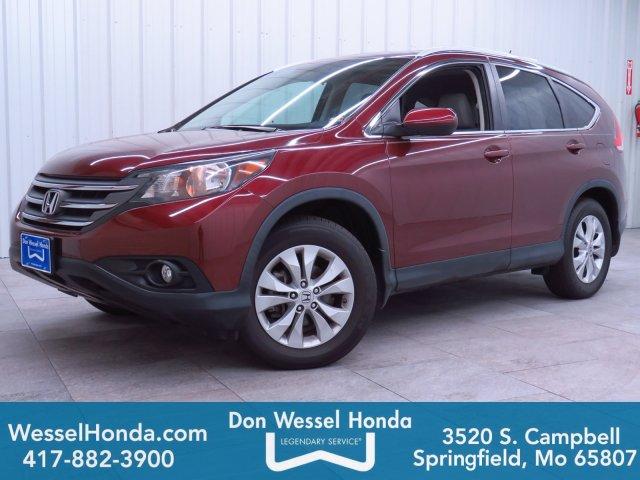 2013 Honda Cr V Awd 5dr Ex L Wnavi