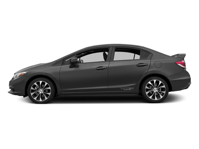 2013 Honda Civic Sedan 4dr Man Si
