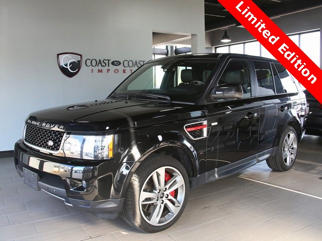 2013 Land Rover Range Rover Sport 4WD 4dr SC