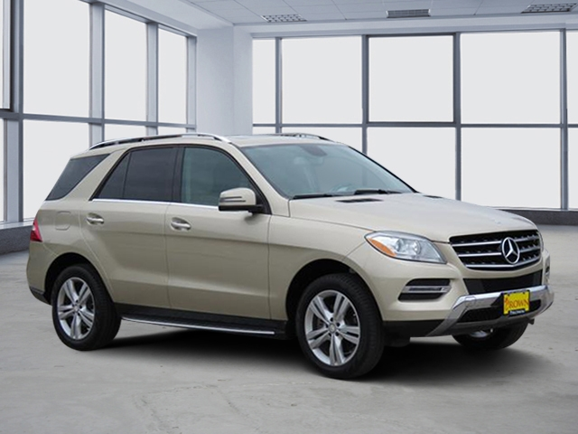 2013 Mercedes-Benz ML 350 RWD 4dr ML 350