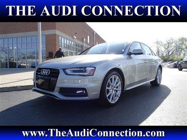 UsedInventoryTEST - Audi connection