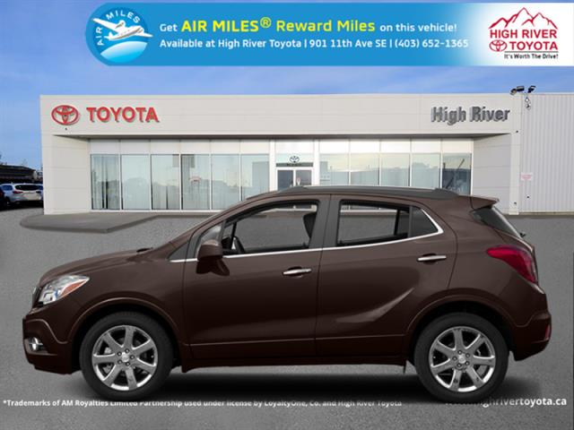 2014 Buick Encore AWD 4dr Leather