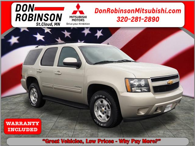 2014 Chevrolet Tahoe 4WD 4dr LS