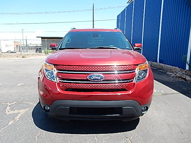 2014 Ford Explorer Limited Gallup Nm Gurley Motor: gurley motor